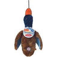 Hartz Nature's Collection Quackers Dog Toy, Color Varies, Large