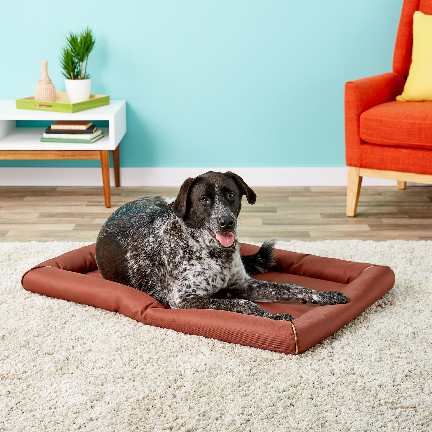 Precision Pet Products Snoozzy Durable Crate Mat For Dogs
