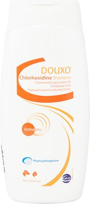 Douxo Chlorhexidine PS + Climbazole Shampoo - Best Medicated Dog Shampoo