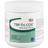 TRP-Tri-COX Mini Soft Chews Joint Support Dog Supplement, 120 count