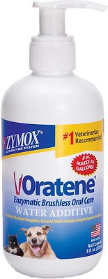 3. Oratene Brushless Oral Care Water Additive for Dogs