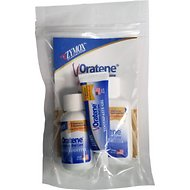 Oratene Veterinarian Brushless Oral Care Kit for Dogs & Cats