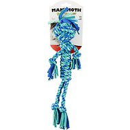 Mammoth Cloth Rope Man for Dogs, Color Varies, Small
