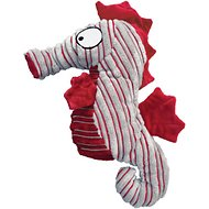 KONG CuteSeas Seahorse Dog Toy, Large