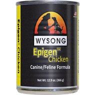 Wysong Epigen Chicken Formula Grain-Free Canned  Dog, Cat & Ferret Food, 12.9-oz, case of 12
