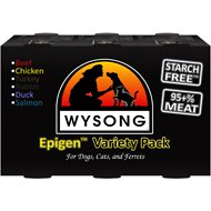 Wysong Epigen Variety Pack Grain-Free Canned  Dog, Cat & Ferret Food, 12.9-oz, case of 6