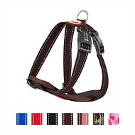 EzyDog Chest Plate Dog Harness, Chocolate, Medium