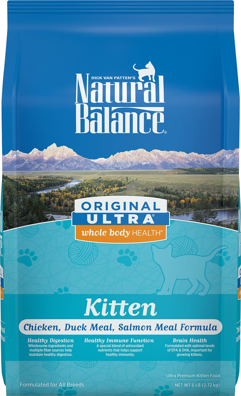 Natural Balance Dry Cat Food Grain Free