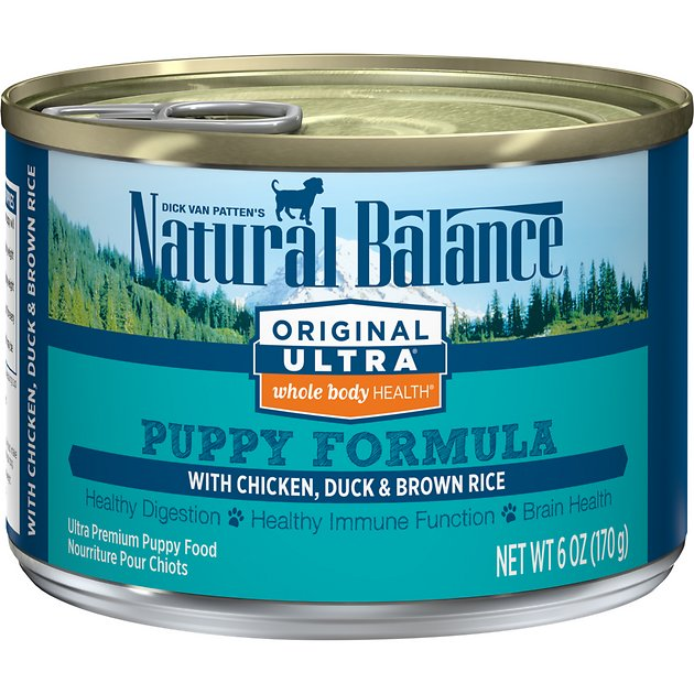 Natural Balance Original Ultra Whole Body Health Canned Cat Food