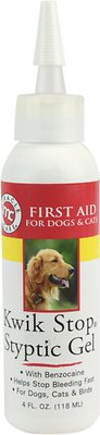 Miracle Care Kwik-Stop Liquid Gel for Dogs, Cats & Birds