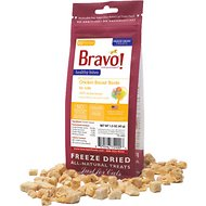 Bravo! Healthy Bites Chicken Breast Freeze-Dried Cat Treats