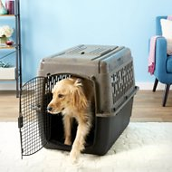 Petmate Ruff Maxx Kennel for Dogs & Cats, Camo/Black, 36-in
