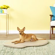 Petmate Pad for Dogs, Tan Indigo, Medium