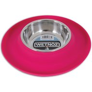Wetnoz Flexi Dog Bowl, Hibiscus, Small