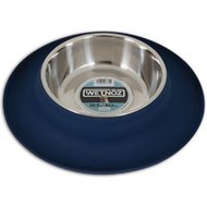 Wetnoz Flexi Dog Bowl, Indigo, X-Large