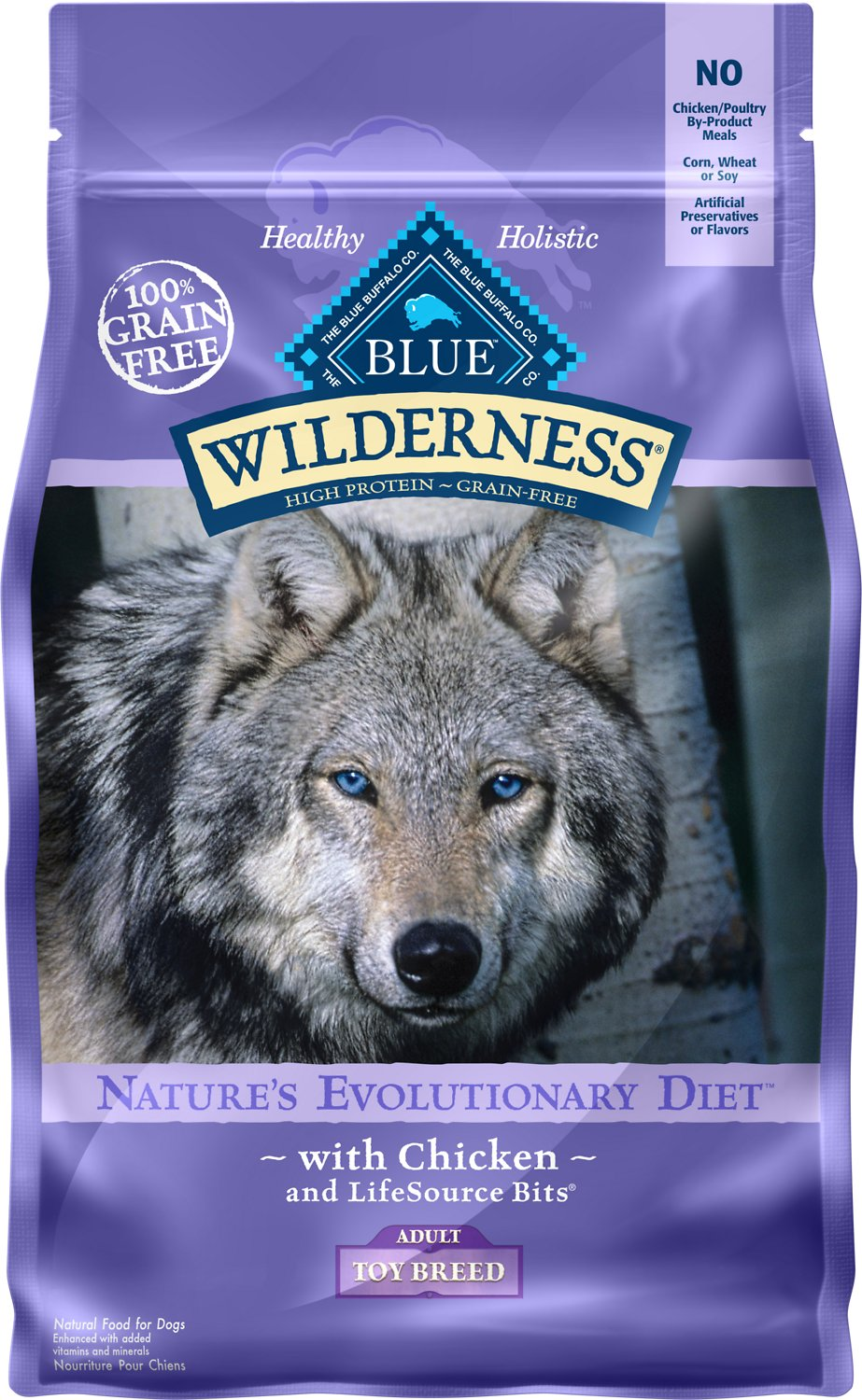 Blue Bag Dog Food