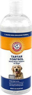 2. Arm & Hammer Dental Flavorless and Odorless Tartar Control Additive