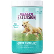 Health Extension Joint Mobility Powder Dog Supplement, 1-lb jar