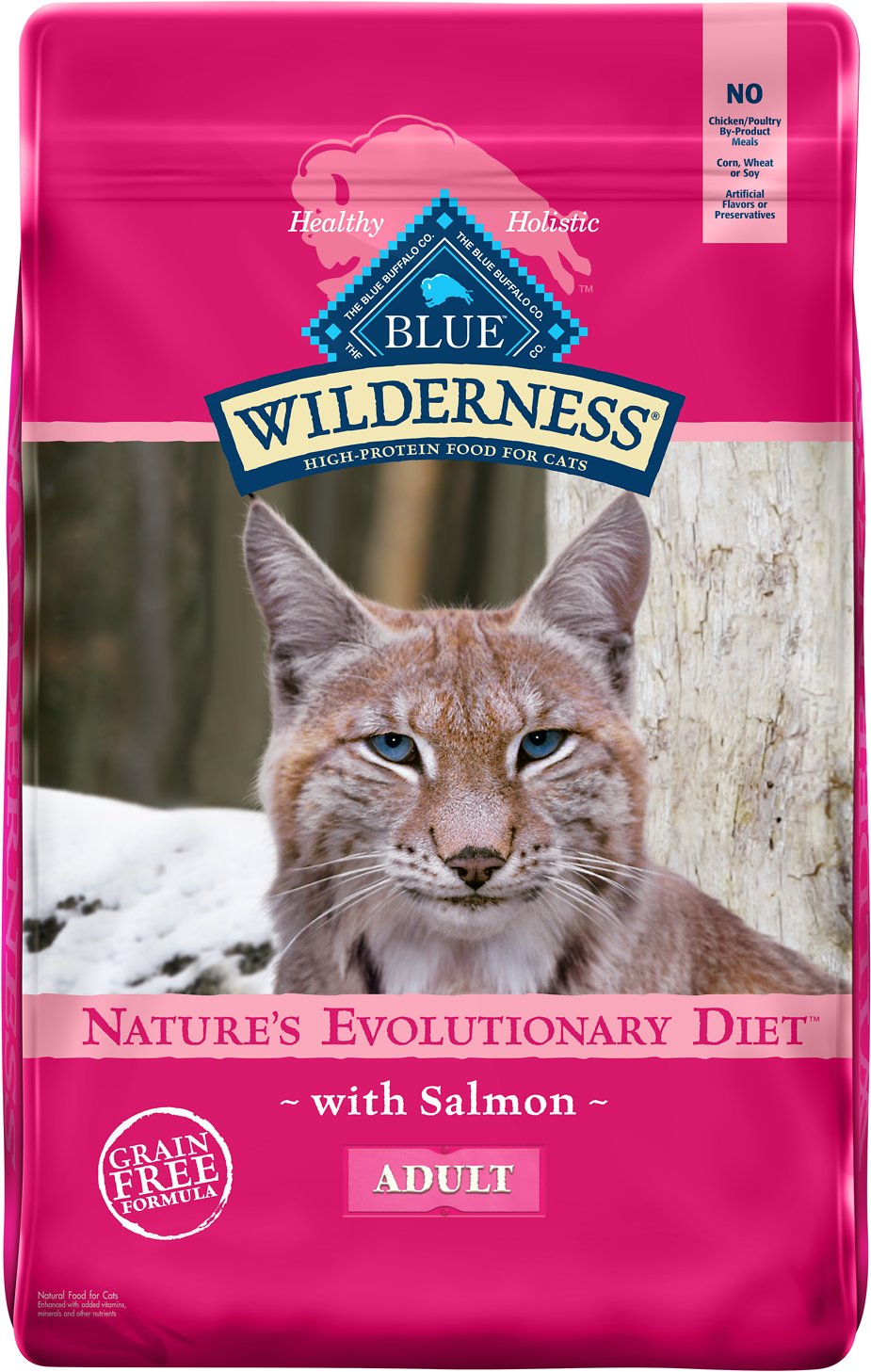Blue Grain Free Cat Food Reviews