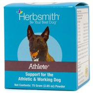 Herbsmith Herbal Blends Athlete Powdered Dog & Cat Supplement, 75g jar