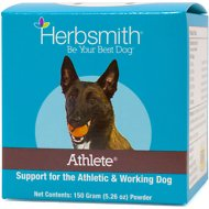 Herbsmith Herbal Blends Athlete Powdered Dog & Cat Supplement, 150g jar
