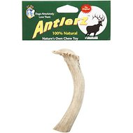 QT Dog Antlerz Natural Dog Chews, Small