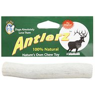 QT Dog Antlerz Natural Dog Chews, Medium