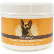 Herbsmith Herbal Blends Clear AllerQi Powdered Dog & Cat Supplement, 500g jar