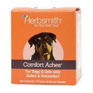 Herbsmith Herbal Blends Comfort Aches Powdered Dog & Cat Supplement, 75g jar
