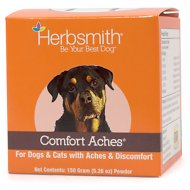Herbsmith Herbal Blends Comfort Aches Powdered Dog & Cat Supplement, 150g jar