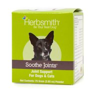 Herbsmith Herbal Blends Soothe Joints Powdered Dog & Cat Supplement, 75g jar