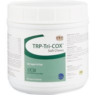 TRP-Tri-COX Soft Chews Joint Support Dog Supplement, 120 count