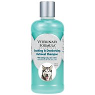 Veterinary Formula Solutions Soothing & Deodorizing Oatmeal Shampoo for Dogs & Cats, 17-oz bottle