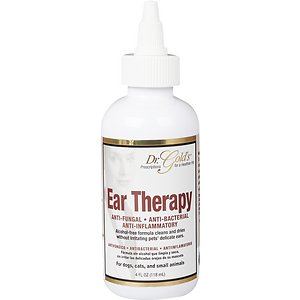 Dr. Gold's Ear Therapy for Dogs & Cats