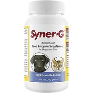 Syner-G Tablets for Dogs & Cats, 200 count
