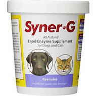 Syner-G Granules for Dogs & Cats, 454 grams
