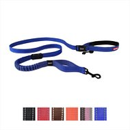 EzyDog Road Runner Dog Leash, Blue