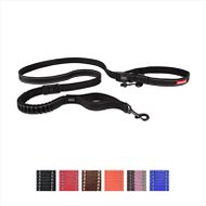 EzyDog Road Runner Dog Leash, Black