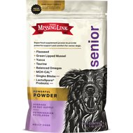The Missing Link Ultimate Canine Senior Health Formula Dog Supplement, 1-lb bag