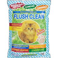 Next Gen Pet Products Flush Clean Cat Litter, 5.5-lb bag