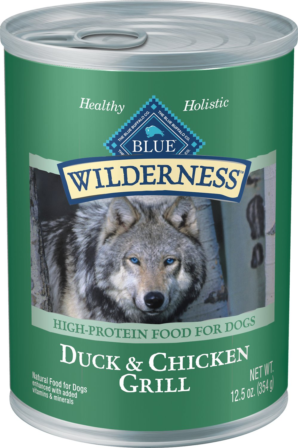 Blue Buffalo Wilderness Grain Free Dog Food Reviews