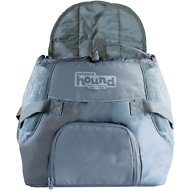 Outward Hound PoochPouch Front Dog Carrier, Gray, Small
