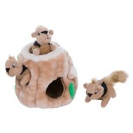 Outward Hound Hide A Squirrel Puzzle Dog Toy, Junior