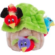 Outward Hound Hide A Bird Puzzle Dog Toy, Hide A Bird