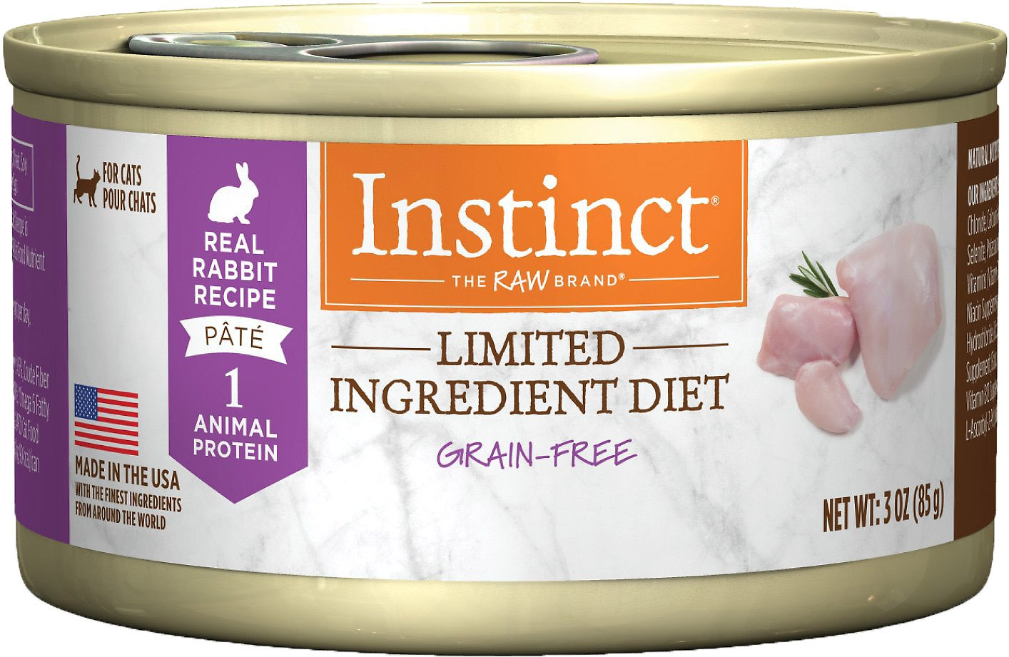 Nature S Variety Limited Ingredient Rabbit Cat Food