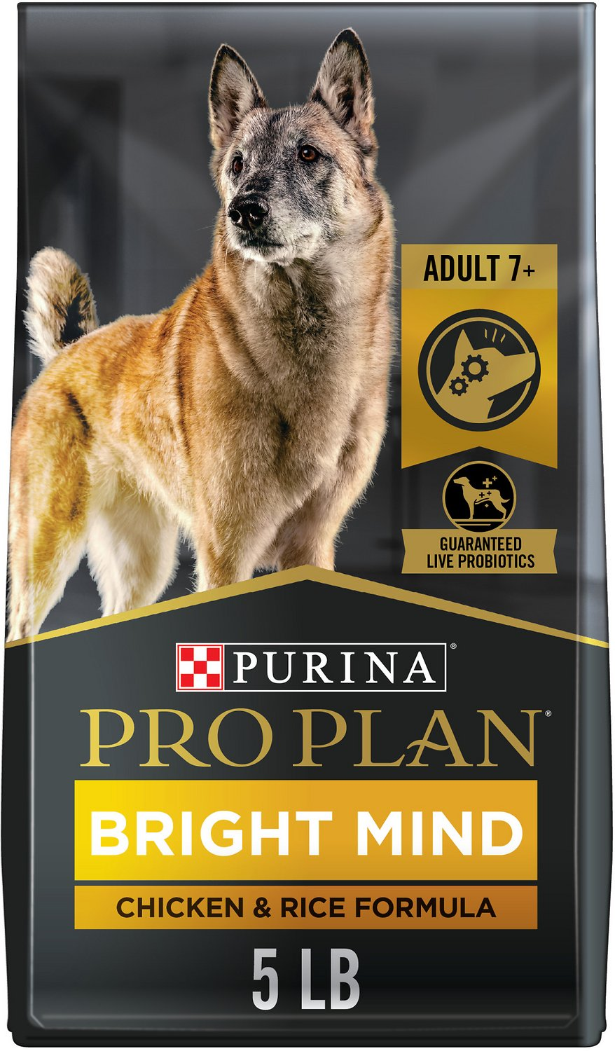 b325c56aa7f97 Purina Pro Plan Bright Mind Adult 7+ Chicken   Rice Formula Dry Dog Food