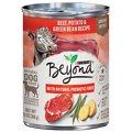 Purina Beyond Beef, Potato & Green Bean Recipe Ground Entrée Grain-Free Canned Dog Food