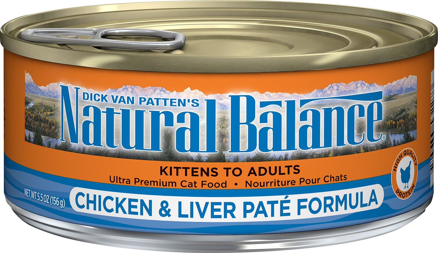 Which Natural Balance Canned Dog Food Is Pate