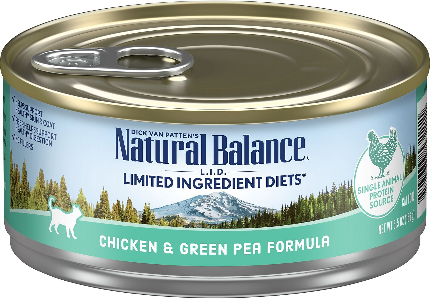 Natural Balance Lid Cat Food Reviews