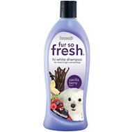 Sergeant's Fur-So-Fresh Hi-White Dog Shampoo, 18-oz bottle